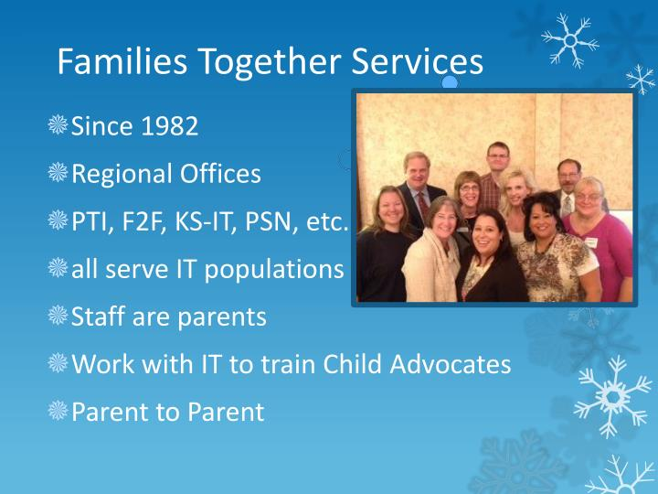 Families Together Services