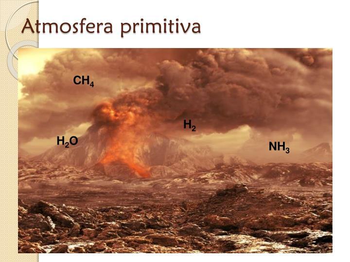 Atmosfera primitiva