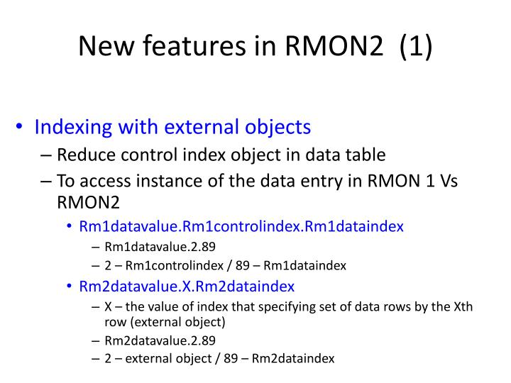 New features in RMON2  (1)