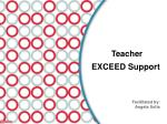 exceed support