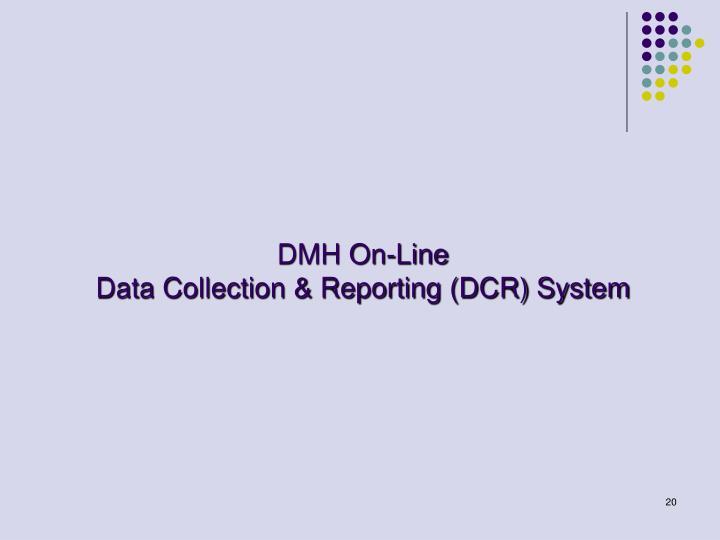 DMH On-Line
