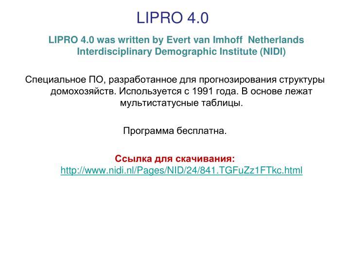 LIPRO