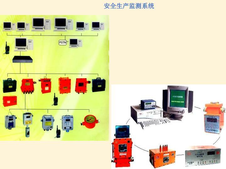 安全生产监测系统