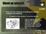 shoot an azimuth5
