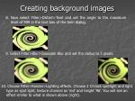 creating background images2