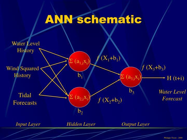 ANN schematic