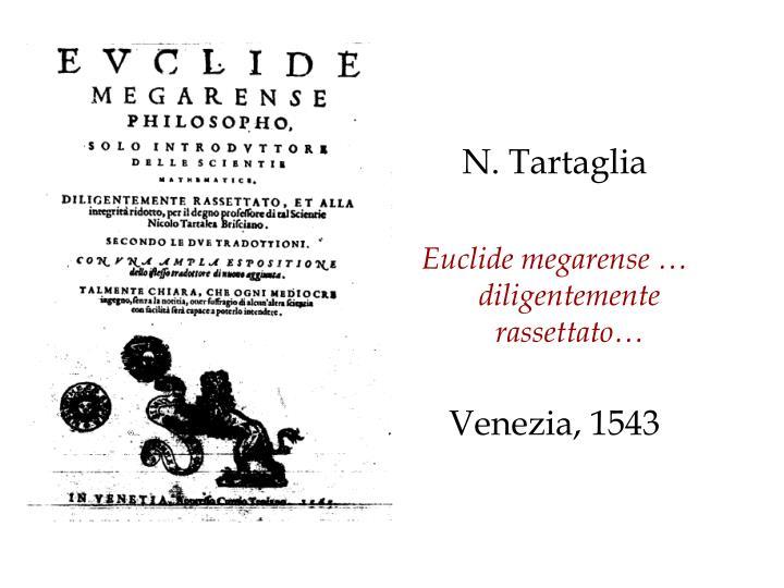 N. Tartaglia