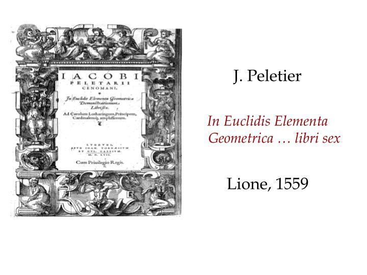 J. Peletier