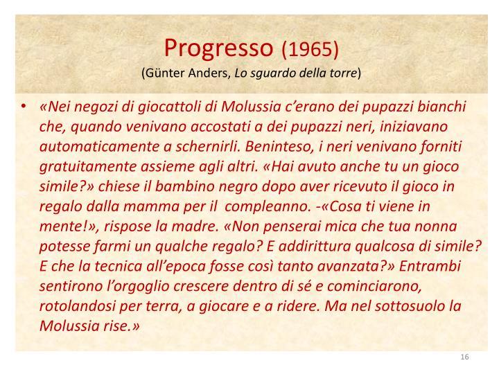 Progresso