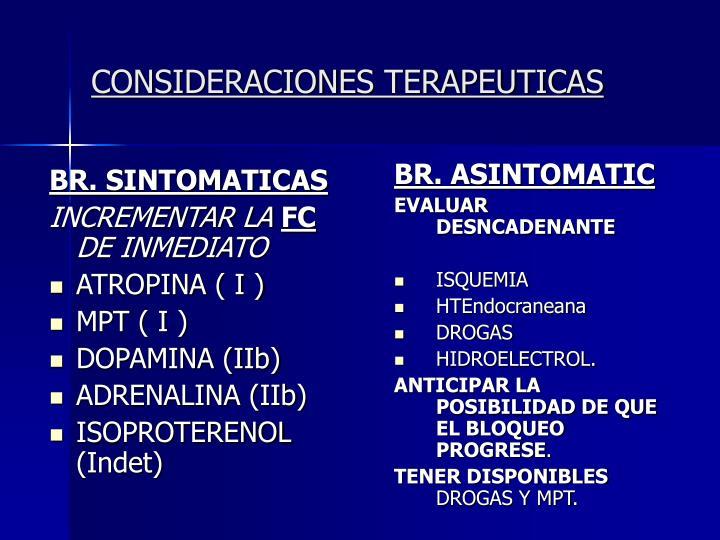 BR. SINTOMATICAS