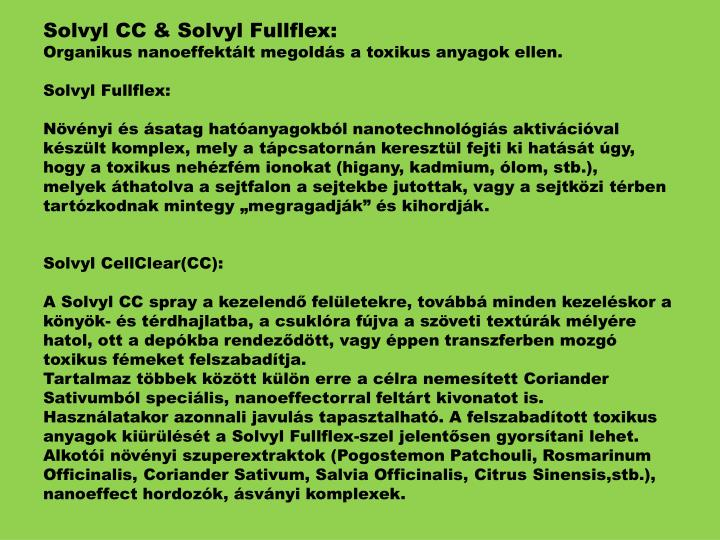 Solvyl