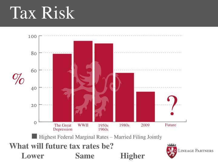 Tax Risk