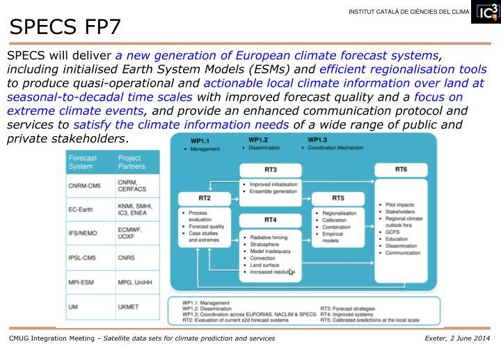 SPECS FP7