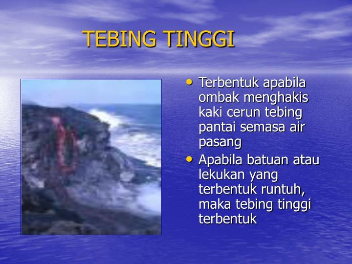 TEBING TINGGI