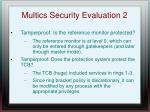 multics security evaluation 2