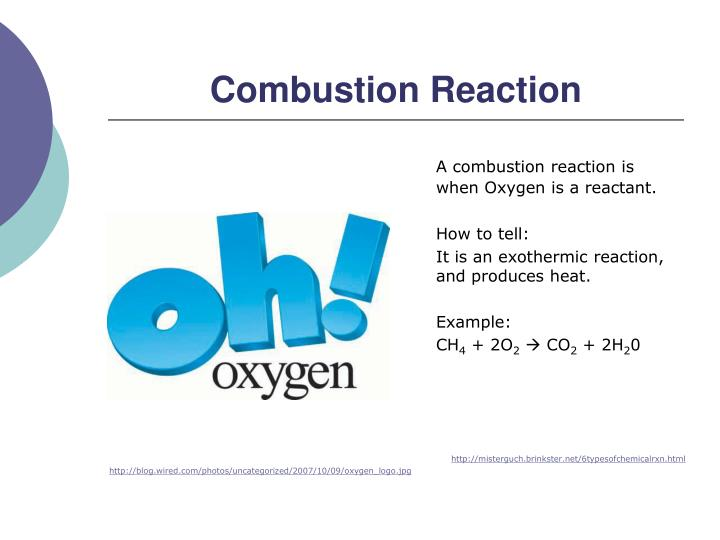 PPT - Chemical Reactions PowerPoint Presentation - ID:6461050