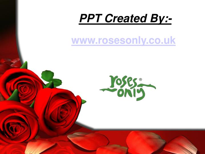 PPT Created By:-