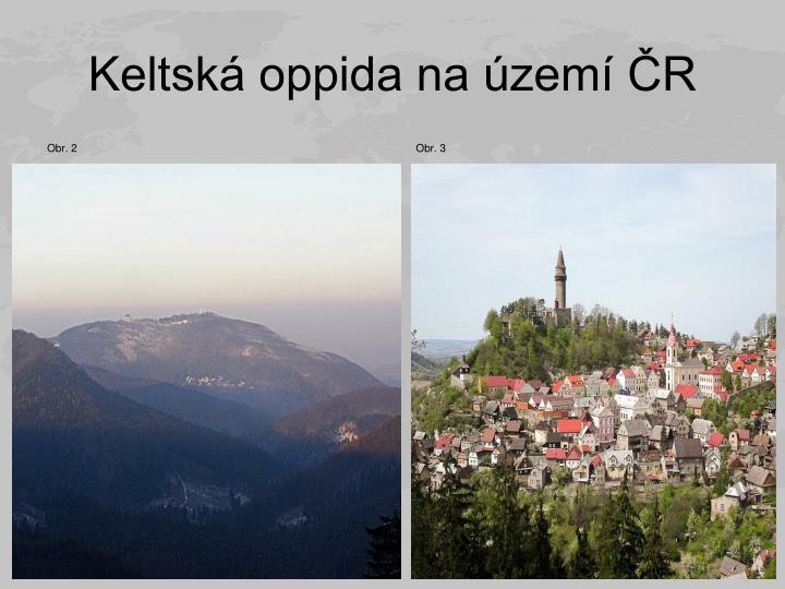 Keltská oppida na území ČR