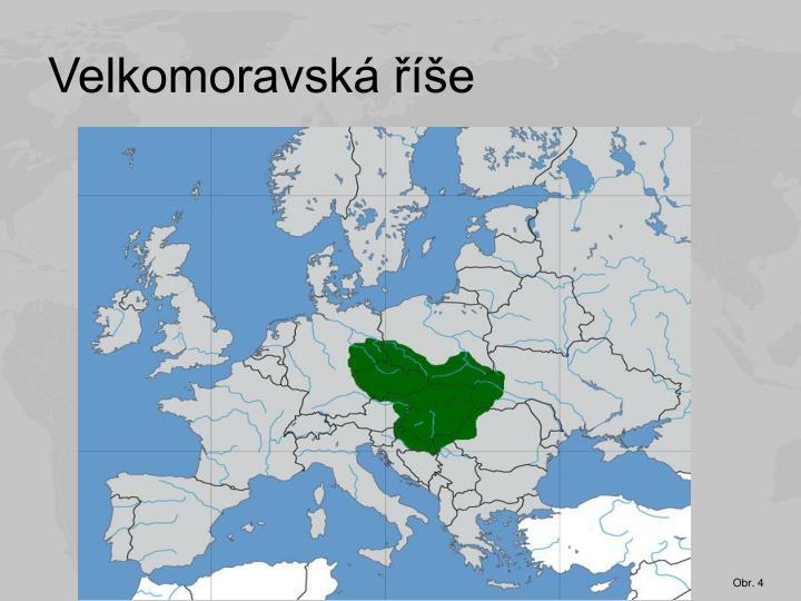 Velkomoravská říše