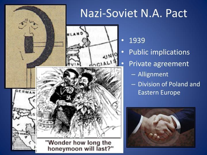 Nazi-Soviet N.A. Pact