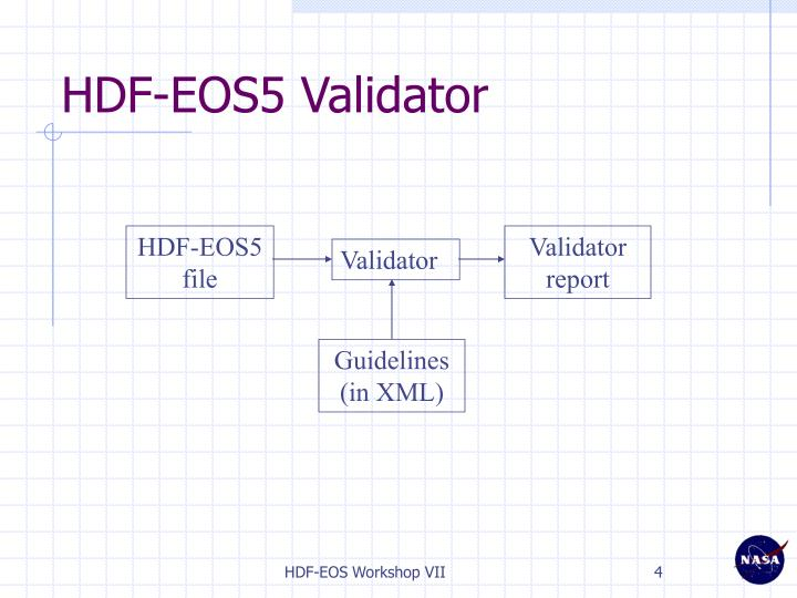 HDF-EOS5 file