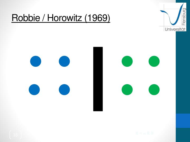 Robbie / Horowitz (1969)