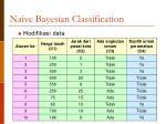 na ve bayesian classification11