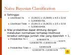 na ve bayesian classification15