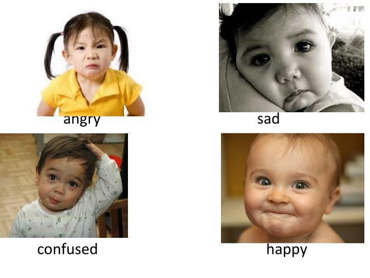 angry                                          sad