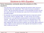 solutions to hill s equation