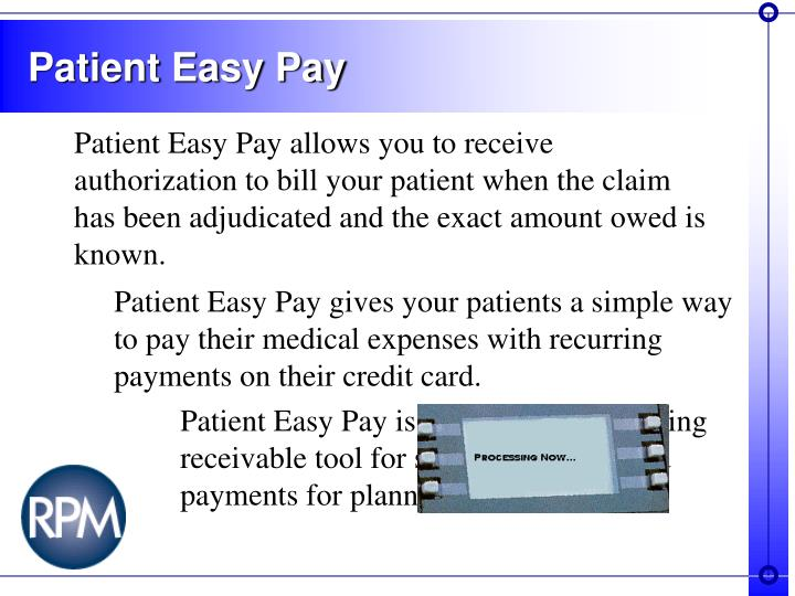 Patient Easy Pay