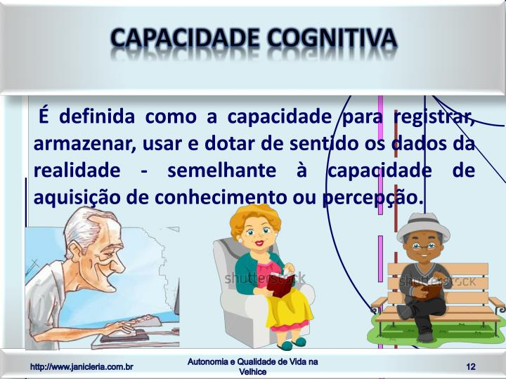 Capacidade cognitiva
