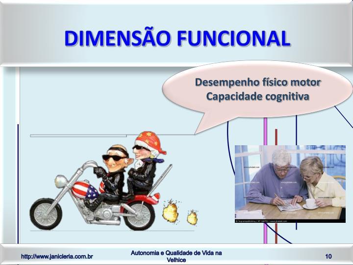Dimensão funcional
