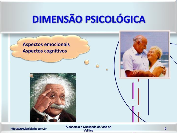 Dimensão psicológica