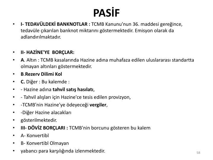 PASİF