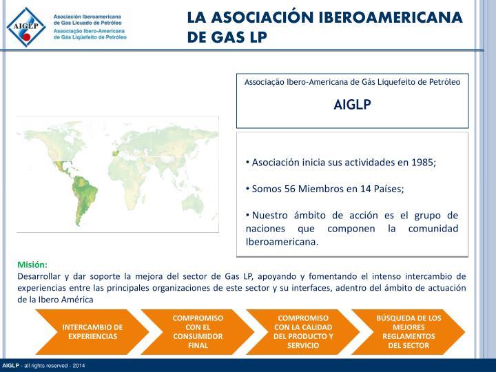 Associao Ibero-Americana de Gs Liquefeito de Petrleo