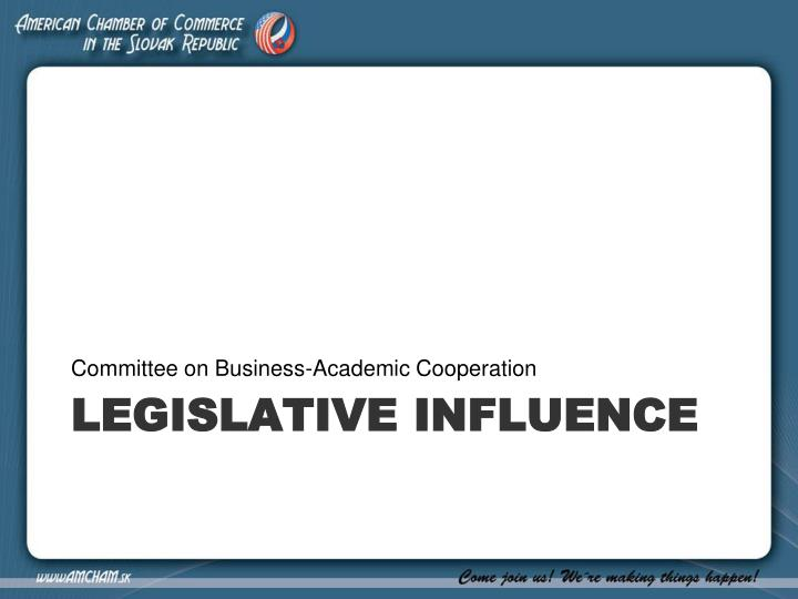 Committee on Business