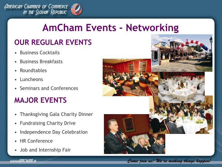 AmCham Events