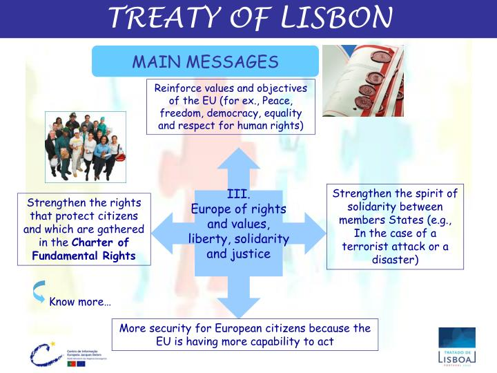 TREATY OF LISBON
