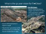what i s the 50 year vision for tri cities