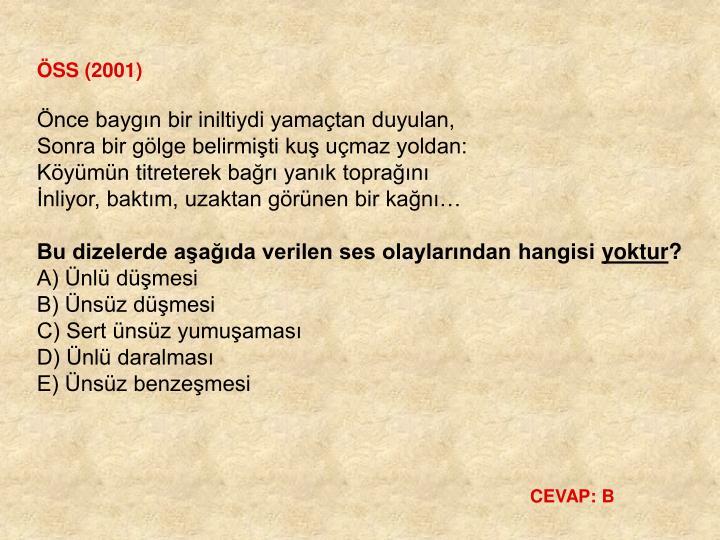 ÖSS (2001)