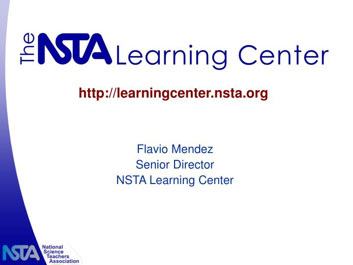 Http://learningcenter.nsta.org