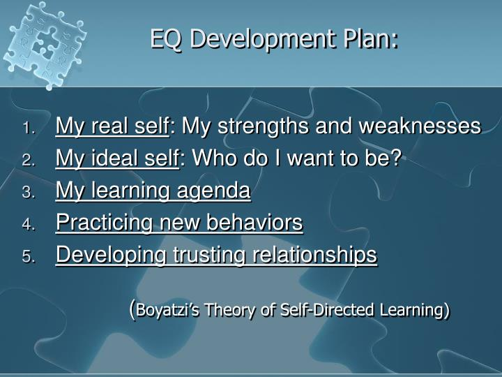 EQ Development Plan: