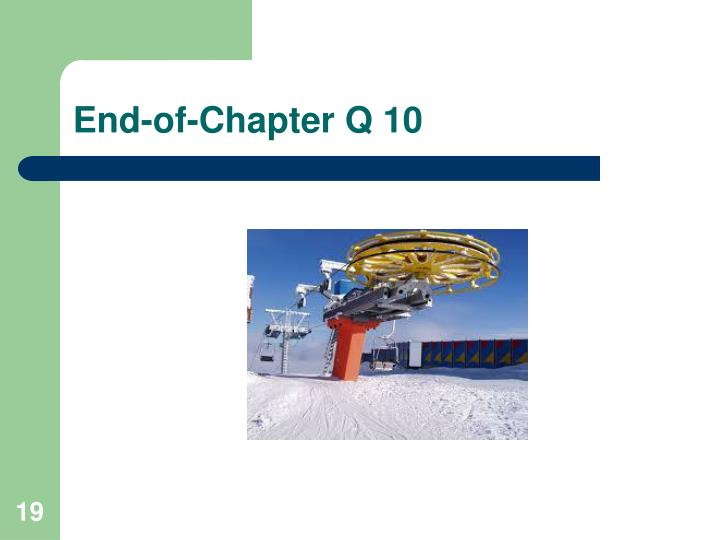End-of-Chapter Q 10