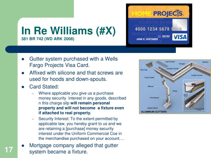 In Re Williams (#X)