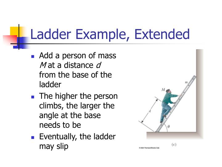 Ladder Example, Extended