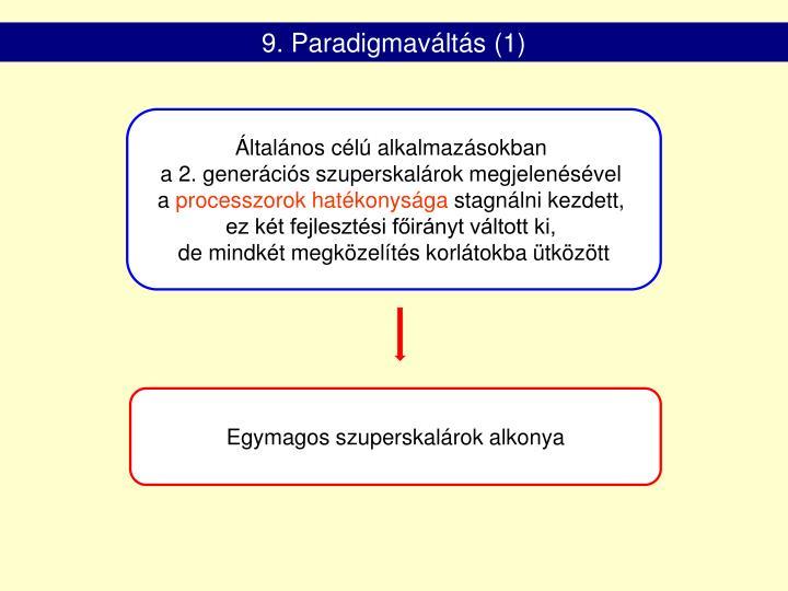 9. Paradigmaváltás (1)