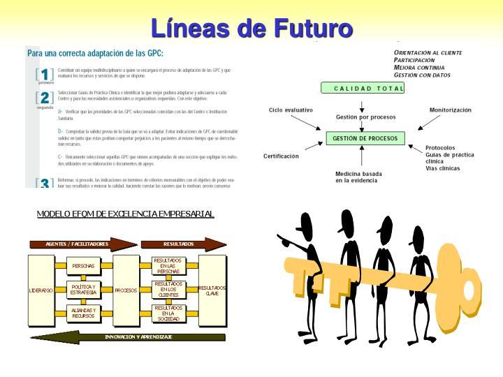 Líneas de Futuro
