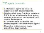 p3p agente do usu rio2