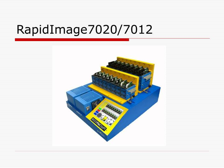 RapidImage7020/7012